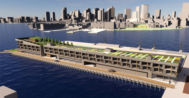Urbanica proposal