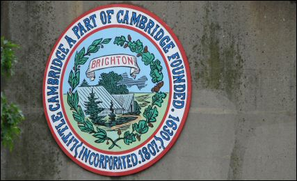 Brighton seal