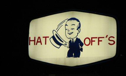 Hatoff sign