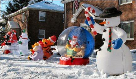 Christmas ornaments snowman blow job perfect! really